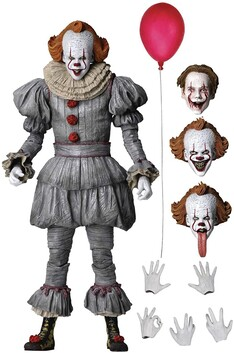 """It: Chapter 2 - Pennywise Ultimate 7"""" Action Figure"""