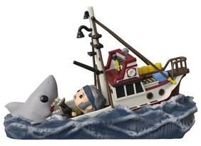 Jaws - Shark Eating Boat US Exclusive Movie Moment Pop! Vinyl [RS]