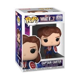 What If - Captain Carter Pop! Vinyl