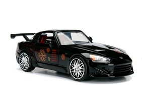 Fast and Furious - Johnny's Honda S2000 1:24 Scale Hollywood Ride