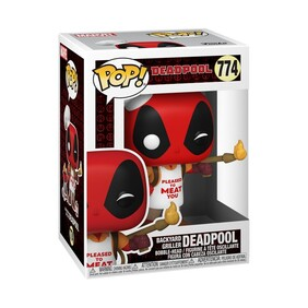 Deadpool - Backyard Griller 30th Anniversary Pop! Vinyl