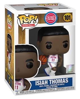 NBA: Legends - Isiah Thomas (Pistons Home) Pop! Vinyl