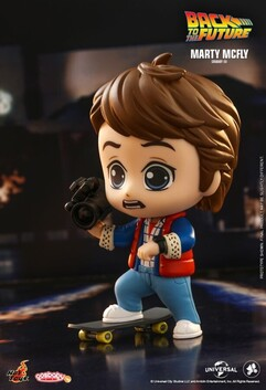 Back to the Future - Marty McFly Cosbaby