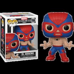 Spider-Man - Luchadore Spider-Man Pop! Vinyl