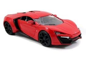 Fast and Furious - W. Motors Lykan Hypersport 1:24 Scale Hollywood Ride