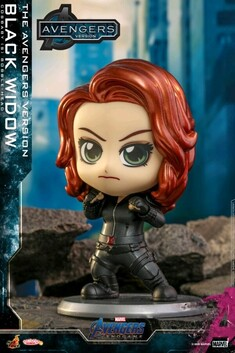 Avengers 4: Endgame - Black Widow The Avengers Version Cosbaby