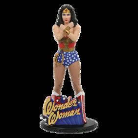 Wonder Woman - Lynda Carter PVC Statue