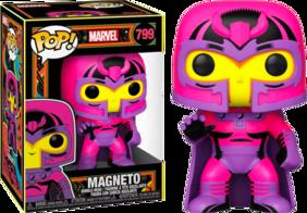X-Men - Magneto Blacklight US Exclusive Pop! Vinyl [RS]