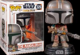 Star Wars: The Mandalorian - The Mandalorian Pop! Vinyl
