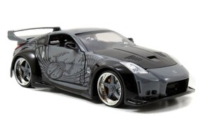 Fast and Furious - '03 Nissan 350Z 1:24 Scale Hollywood Ride