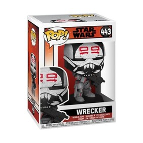 Star Wars: The Bad Batch - Wrecker Pop! Vinyl