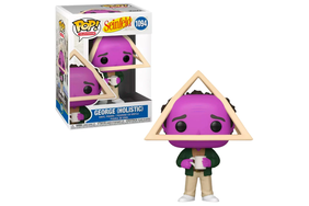 Seinfeld - George Holistic with Purple Face US Exclusive Pop! Vinyl [RS]
