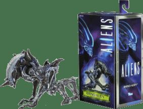 "Alien - Rhino Alien Version 2 7"" Ultimate Action Figure"