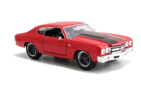 Fast and Furious - '70 Chevy Chevelle SS 1:24 Scale Hollywood Ride