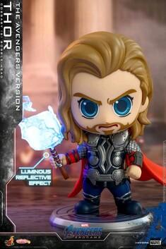 Avengers 4: Endgame - Thor UV Effect Cosbaby