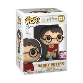 Harry Potter - Harry Flying with Winged Key SDCC 2021 US Exclusive Pop! Vinyl [RS]