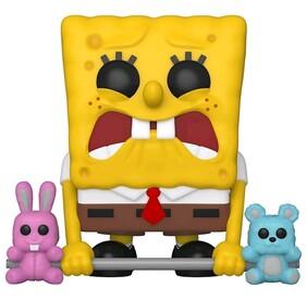 SpongeBob SquarePants - SpongeBob Weightlifter US Exclusive Pop! Vinyl