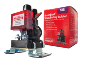 Redarc Dual Sensing Smart Start Battery Isolator - 100AMP SBI12D