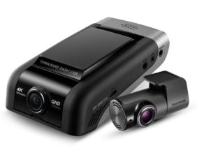 FULLY INSTALLED - Thinkware U1000 4K + 2K / UHD + QHD Dual 2 Channel Dash Camera