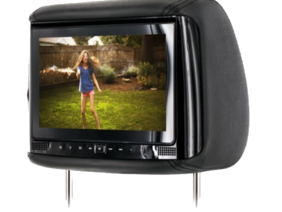 9 Inch Replacement Dual Headrest DVD System