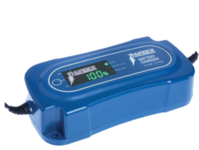 Thunder 12 Amp 8 Stage Battery Charger