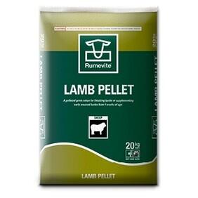 Rumevite Lamb Pellets 20kg