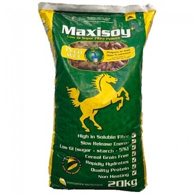 Equine Nutrition Maxisoy+ 20kg