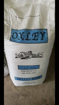 Oxley Combo Chaff 25kg