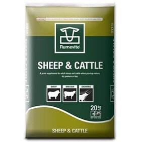 Rumevite Sheep & cattle