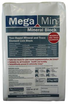 MegaMin Block 17kg