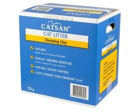 Catsan Clumping Cat litter 15kg