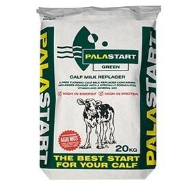 Palastart Calf Green 20kg