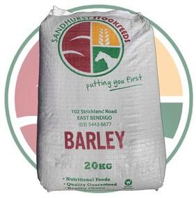 Whole Barley 20kg