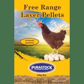 Purastock Layer 20kg