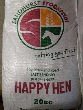 Happy Hen 20kg