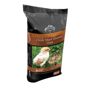 CH Organic Chick Starter Grower