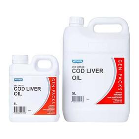 Cod Liver Oil 5L