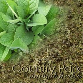 Country Park Comfrey Leaf 1kg