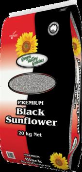Green Valley Black Sunflower 20kg