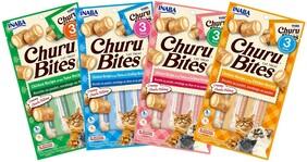 Inaba Churu Bites Cat 6 pack
