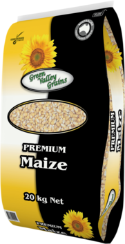 Green Valley Maize Whole 20kg