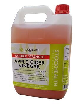 Stock Health Apple Cider 5L