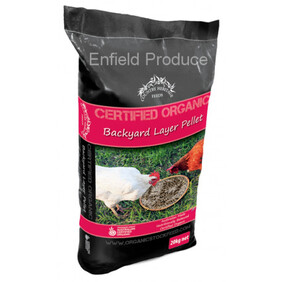 CH Organic Backyard layer Pellet 20kg