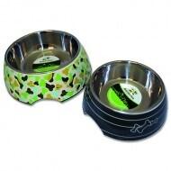 Bainbridge Pattern Dog bowl L
