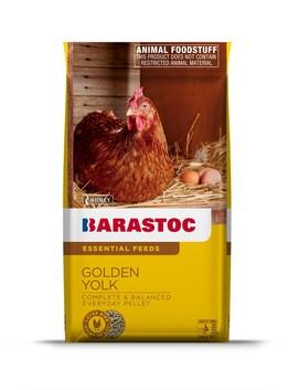 Barastoc Golden Yolk 20kg