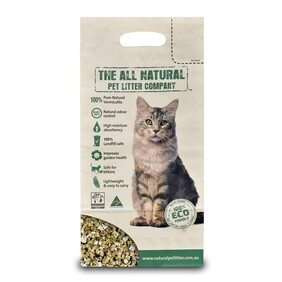 All Natural Cat Litter 18L