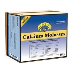 Olssons Calcium Molasses 20kg