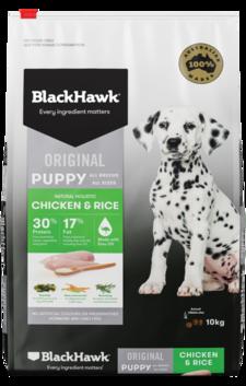 Blackhawk Puppy Variety