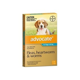 Advocate Dog 4-10kg 1's