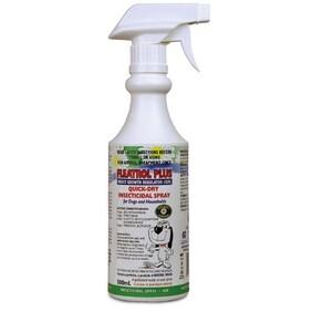 Fido Fleatrol + Bedding/Premesis Spray 500mL